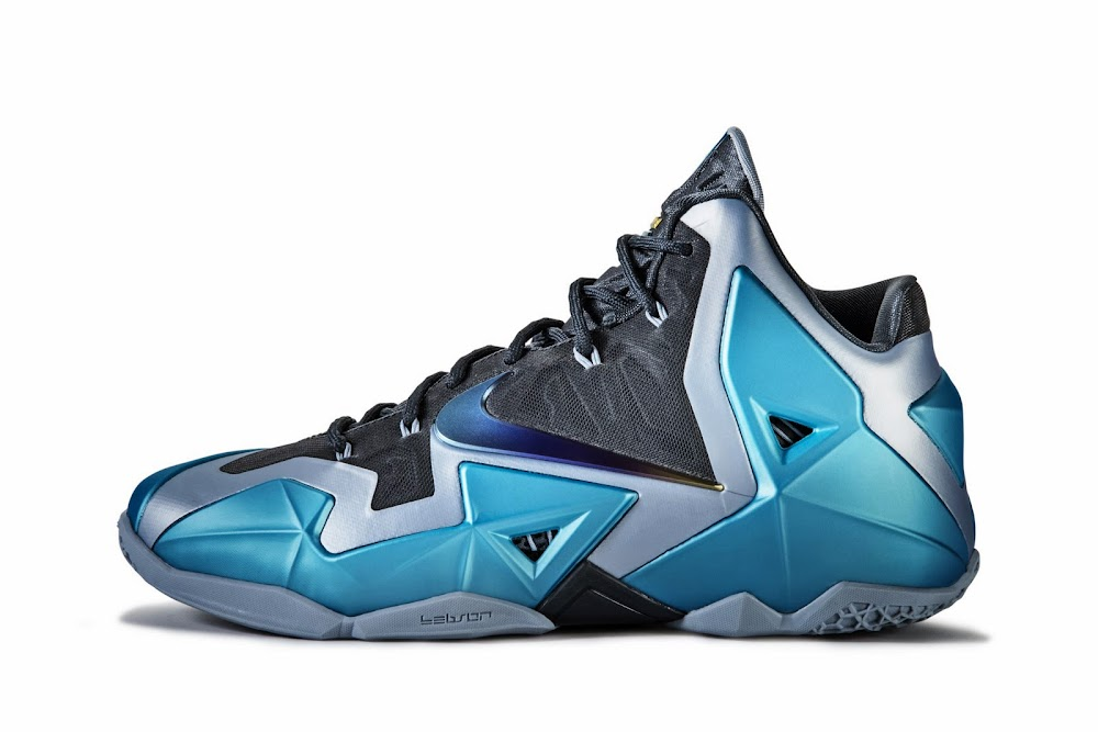 Nike Unveils LEBRON 11 Gamma Blue. Confirms 11/16 Launch ...