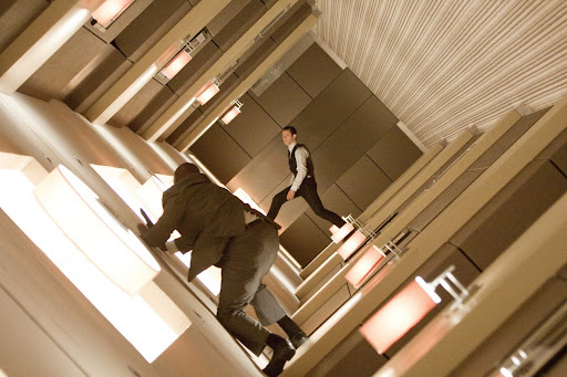 Inception ending interpretations Arthur