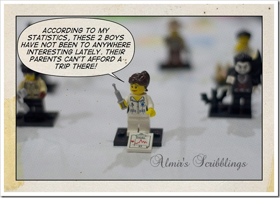 nurse lego figurine