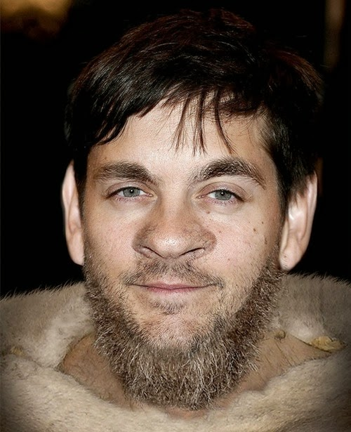 Neanderthal Tobey Maguire