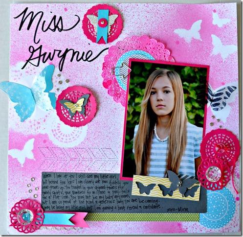 Miss Gwynie