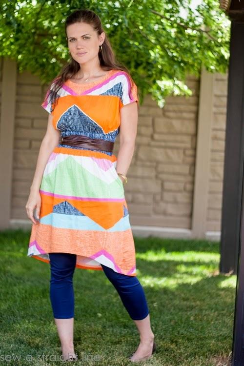geometric staple dress sew a straight line-10