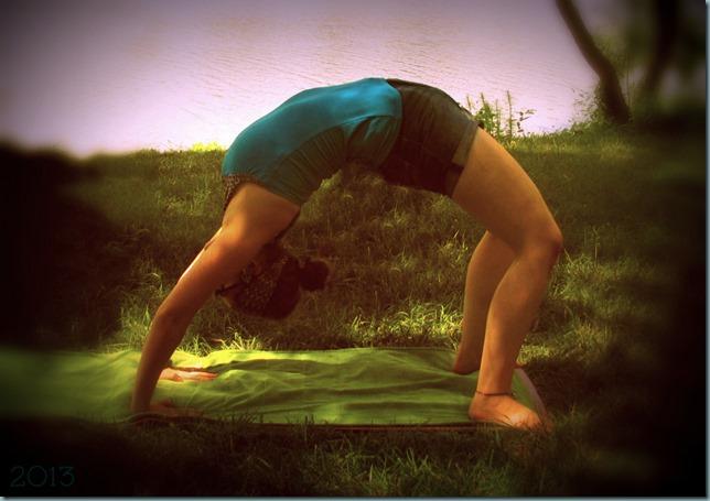yoga water