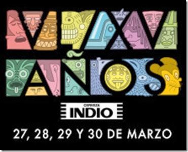 Venta de boletos y precios del Vivelatino2014 en Foro Sol Autodromo hermanos Rodriguez