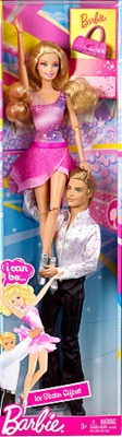Barbie & Ken Ice Skater Toysrus 2