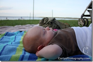 July 19, 2011-Kyton 2 month - pic a day