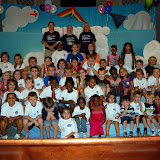 VBS Express 2012 - Guilford Baptist Church - Greensboro - 7-24-12