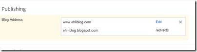 blogger-yonlendirme