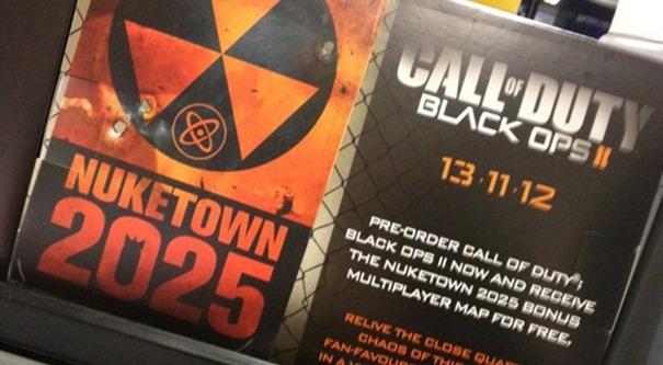 Black ops2 nuketown