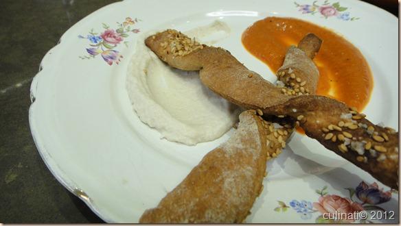 חומוס כרובית - culinati