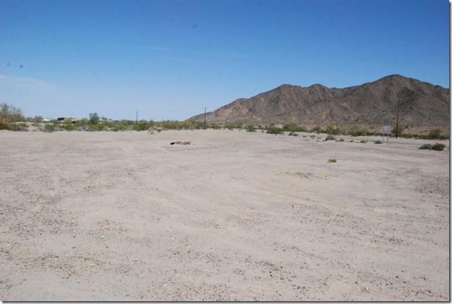 03-07-13 E BLM Land near Dome Rock Road 004