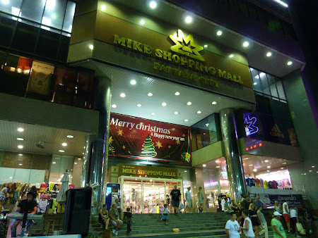 Cumparaturi Thailanda: Mike Shopping Mall Pattaya