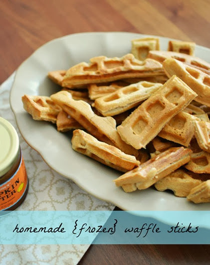 Make your own frozen waffles 060