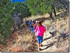 Madera Canyon Hike  Jan 28 018