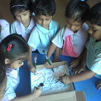 Pre-Primary on 16th October GDA Harni