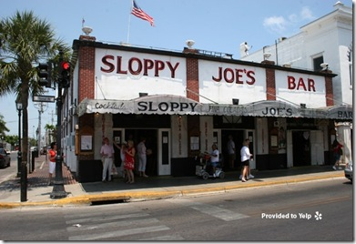 Sloppy Joes KW