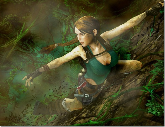 Lara Croft (355)