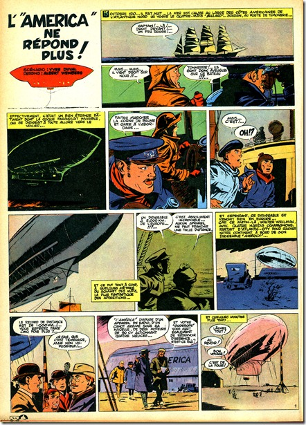 Tintin 16-44 - L'America ne répond plus 1