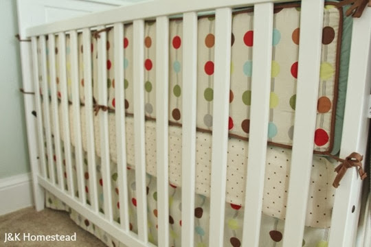 Skip Hop Crib Bedding