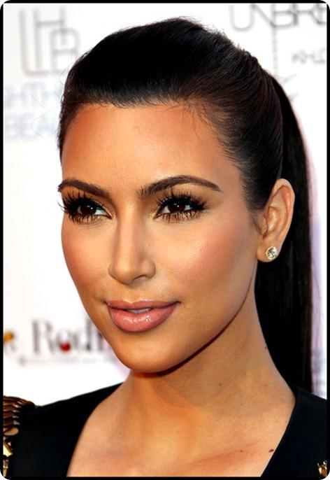 Kim Kardashian Makeup Metallic Eyeshadow YPcUG5_xOoxl