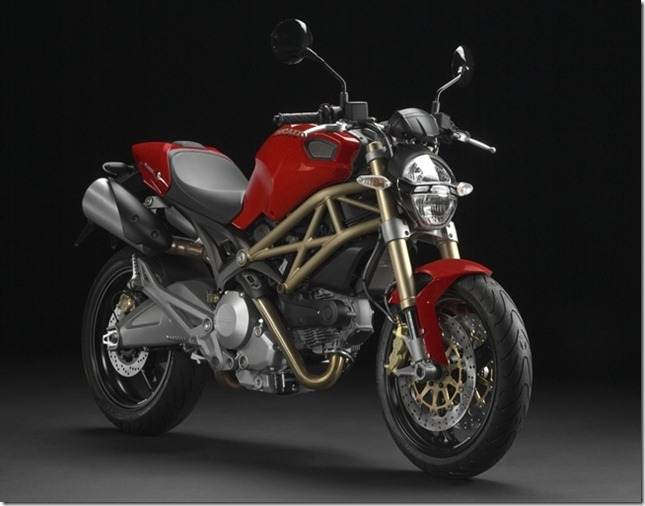 Ducati Monster Aniversario 2013