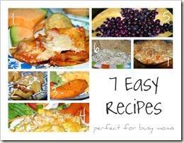 seven easy recipes for busy moms (4)