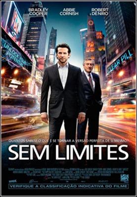 SEM LIMITES – Filme Dvdrip avi, Dual-áudio (dublado português e Inglês) - Download 2011