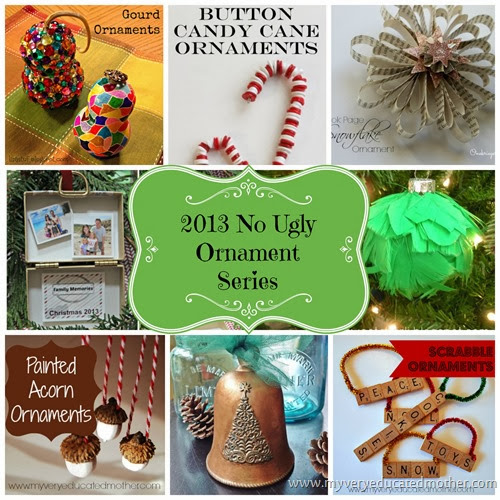 2013 NUOSeries #NUO2013 #Christmasornaments