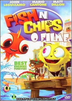5348932fa2f18 Fish & Chips Dublado RMVB + AVI DVDRip