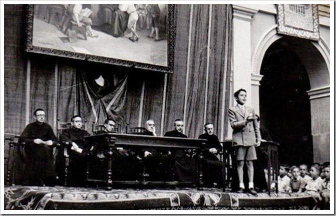 1949 acto calasancio