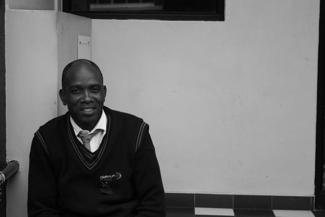 Security Guard in Braamfontein