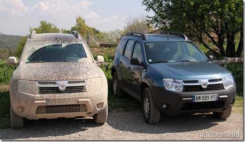 Dacia Duster contrast 01