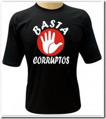 camisetaspower_basta corruptos