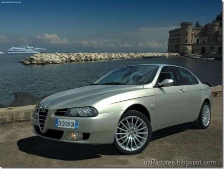 Alfa Romeo 156 2.4 JTD7