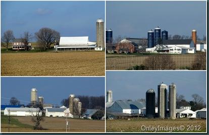 PA farms