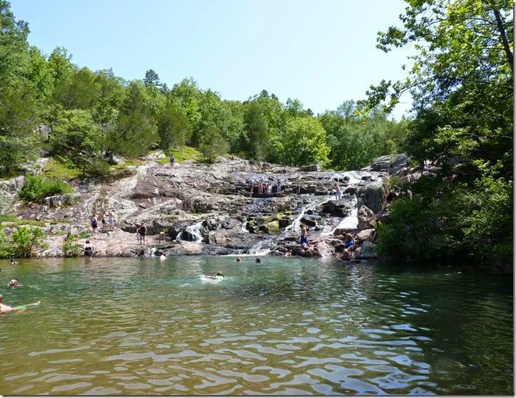 Rocky Falls MO