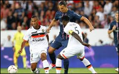 Lorient vs Paris Saint-Germain