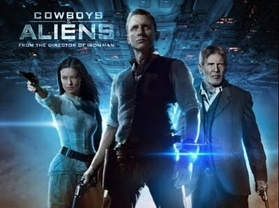 อัพเดตข่าวภาพยนตร์ COWBOYS AND ALIENSประจำวันที่ 30 มิถุนายน 2011
