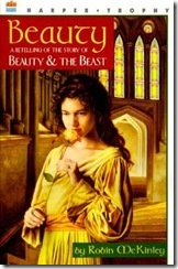 book cover of Beauty by Robin McKinley