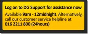 DiGi Samsung Galaxy Note Contact