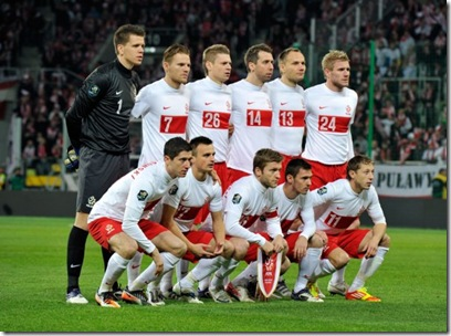 euro 2012-nationala Poloniei