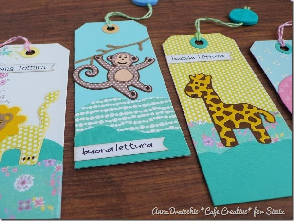 cafe creativo - Anna Draicchio - sizzix big shot - bookmark (5)