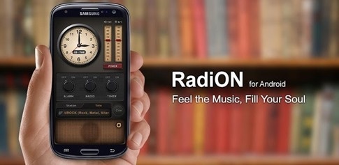 RadiON Free para Android