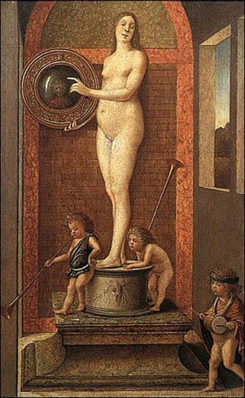 Bellini, La Prudence