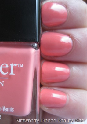 Butter London Trout Pout Nail