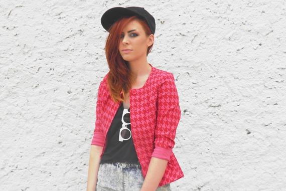 asos pink jacket 5