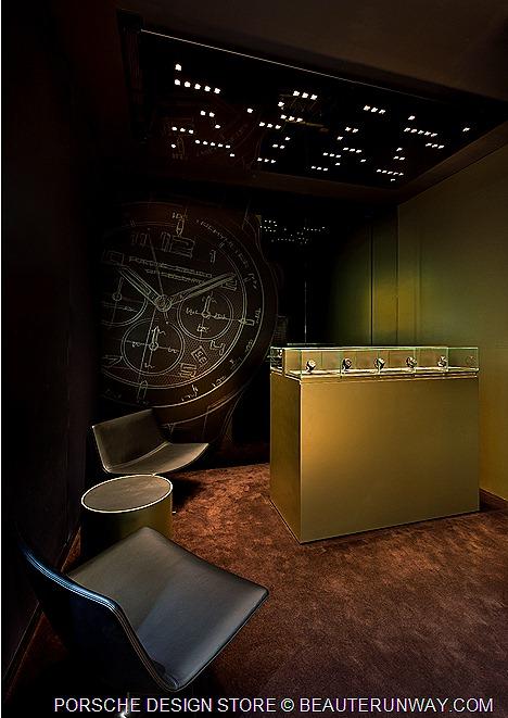 Porsche Design Store Singapore Marina Bay Sands Watch Salon
