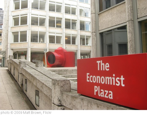 'Economist Plaza plus camera' photo (c) 2009, Matt Brown - license: http://creativecommons.org/licenses/by/2.0/