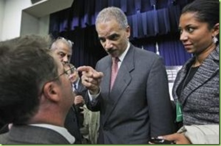 Eric-Holder susan rice daily caller  reporter-DC