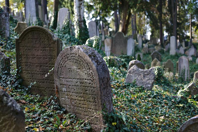 Morminte de peste veacuri.